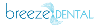 Breeze Dental home page